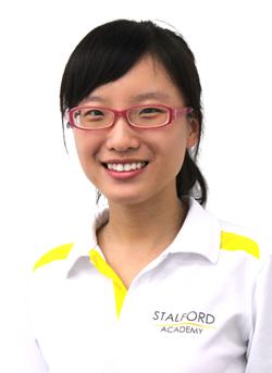 思德福学院 - Xia Fan - 2011年9月进入标准英语课程-中级班,同年 12月第一次雅思考试,取得7分